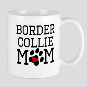 Border Collie Mom Mugs